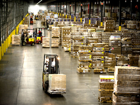 Logfire In The Warehouse - Motive Solutions